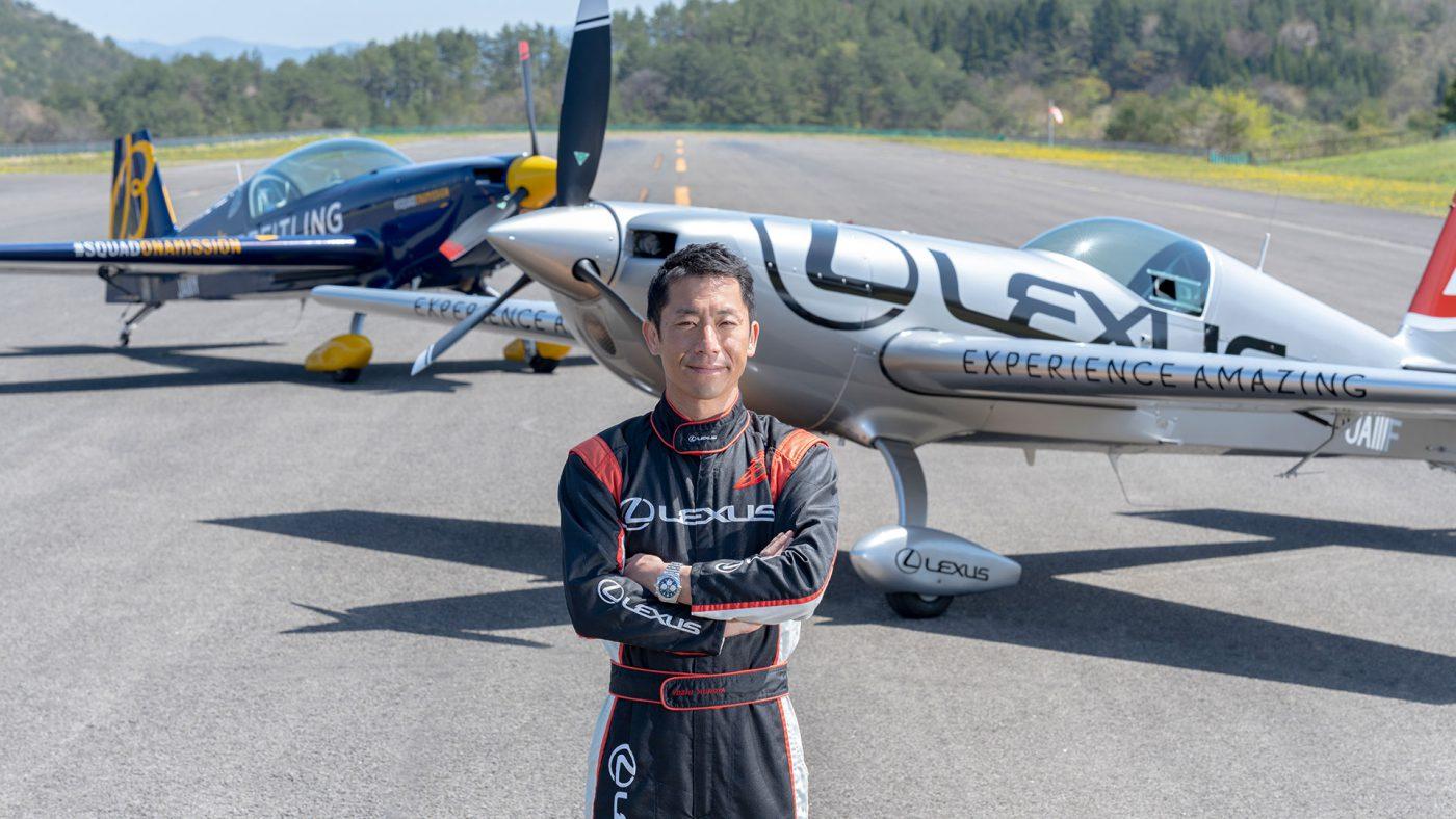 """新生エアレース""""World Championship Air Race""""への参戦が正式に決定"""